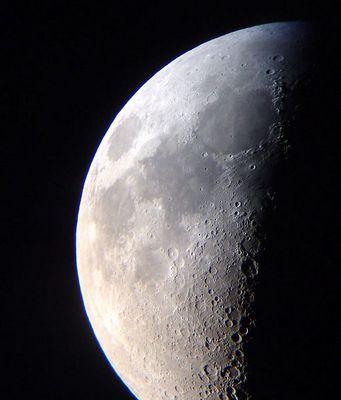 The Moon? Part I