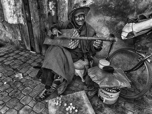 The Moroccan Crooner