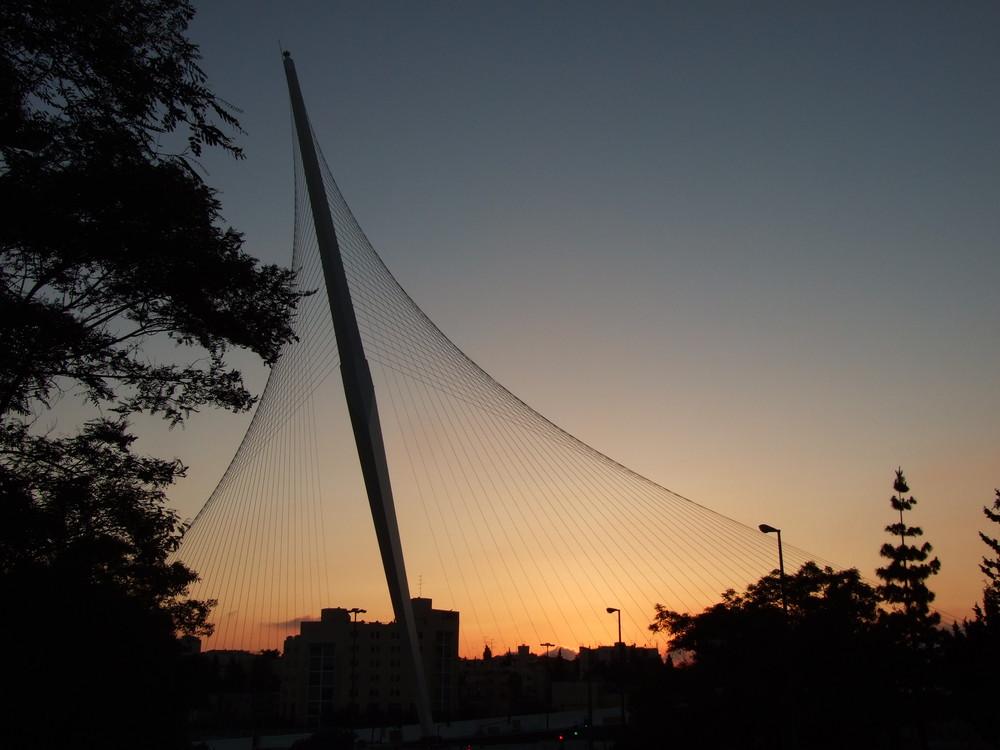 The Needle, Jerusalem, IL