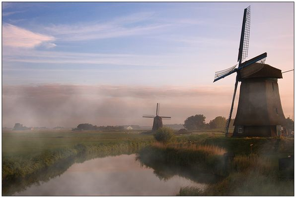 The Netherlands - 5:30 a.m.