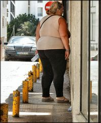 The new epidemic..... Overweight ,,,,to think about it!