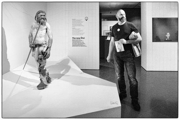 The new Ötzi