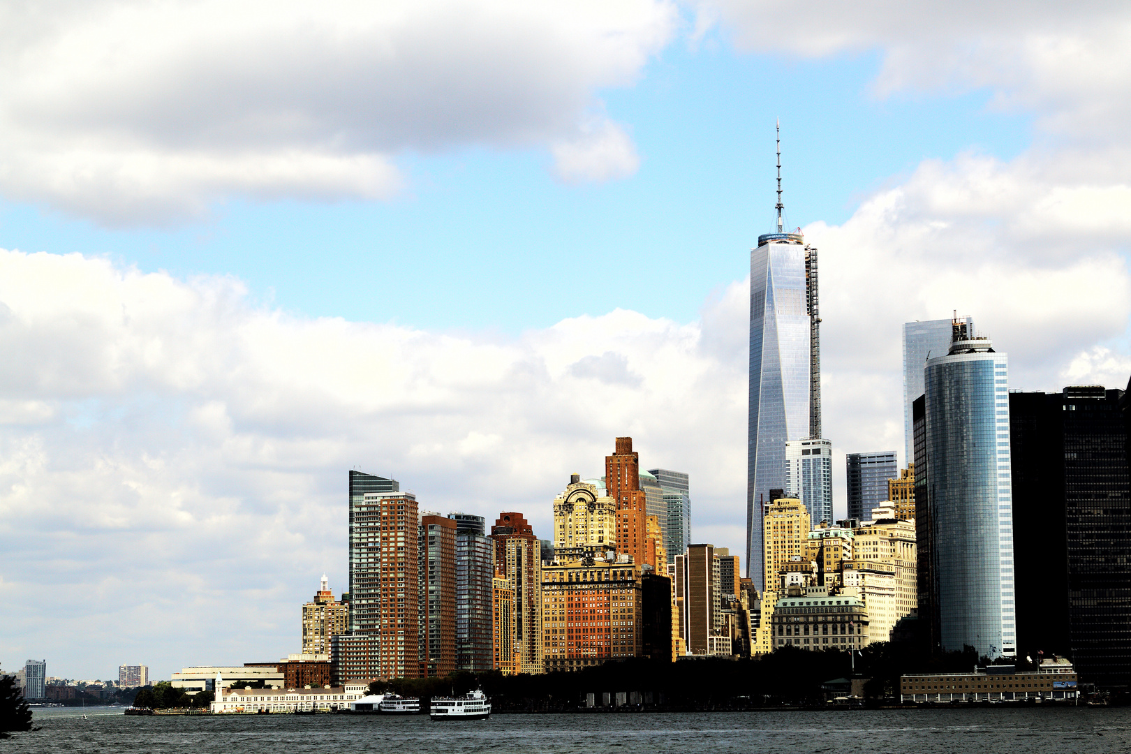 the new view from the east river