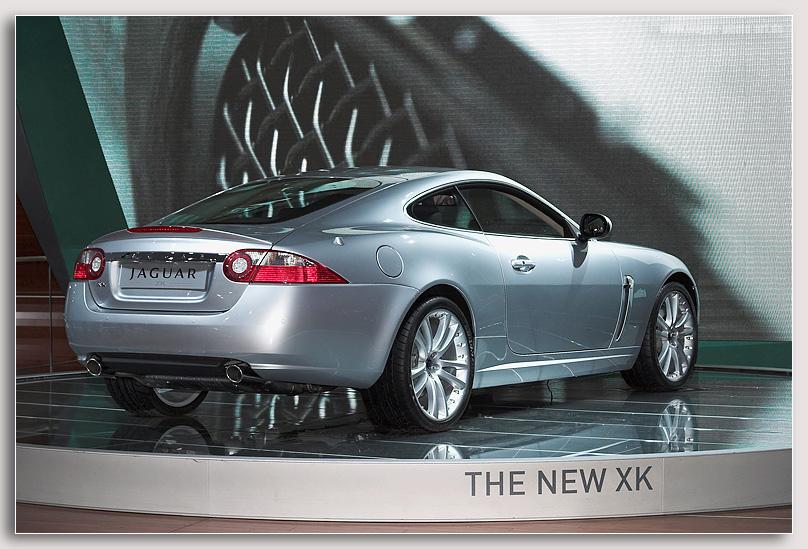 the new XK #2