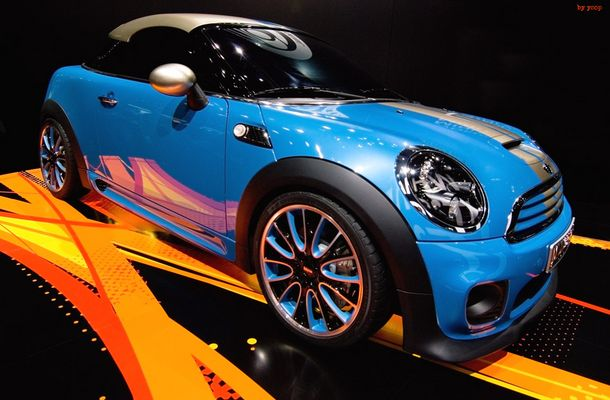The next generation: Mini Coupé