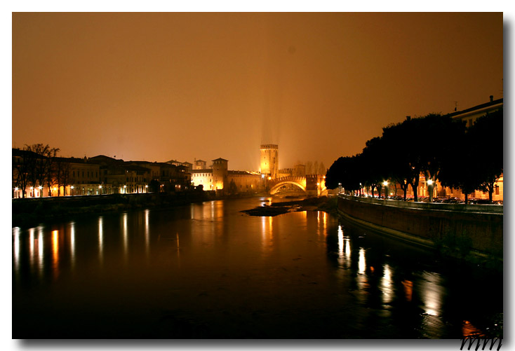 the night in verona