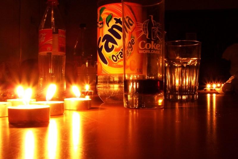The Night of Coca Cola