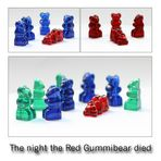 The night the Red Gummibear died ...