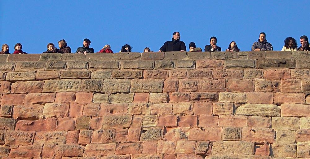 The Nuremberg Watchers