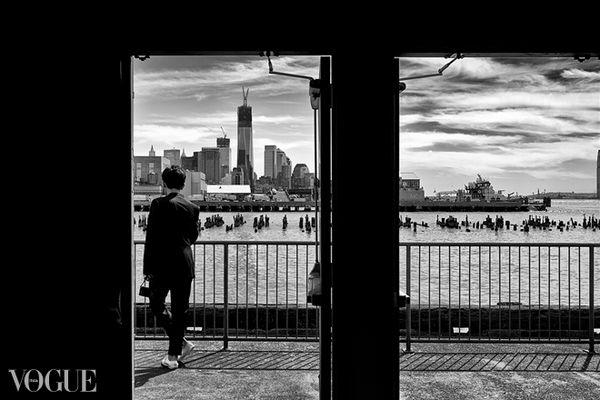 The NY windows