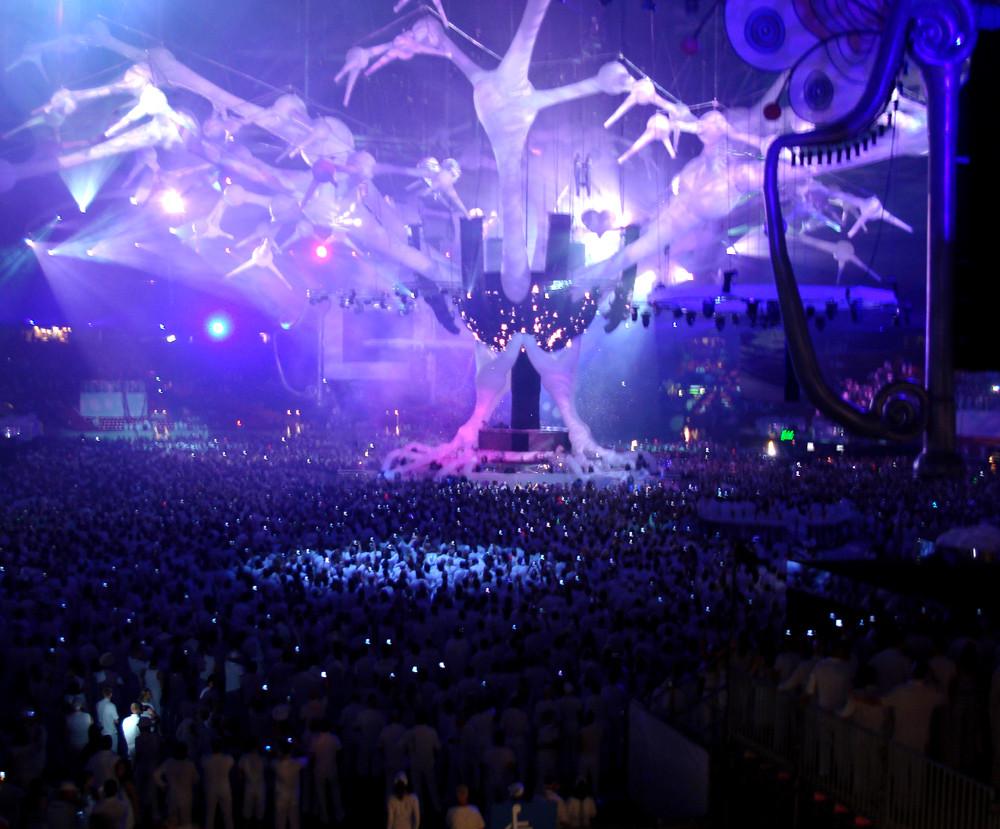 The OAK of LoVE @ Sensation White Amsterdam Arena 07-07-07