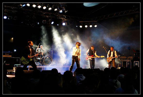 The Ohmygods - Sweat, blood und Rock'n'Roll