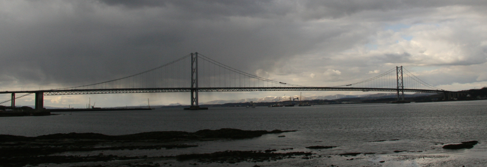 The old and the new bridge