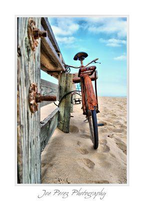 THE OLD BEACH BIKE