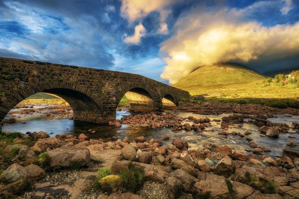 - The Old Bridge -