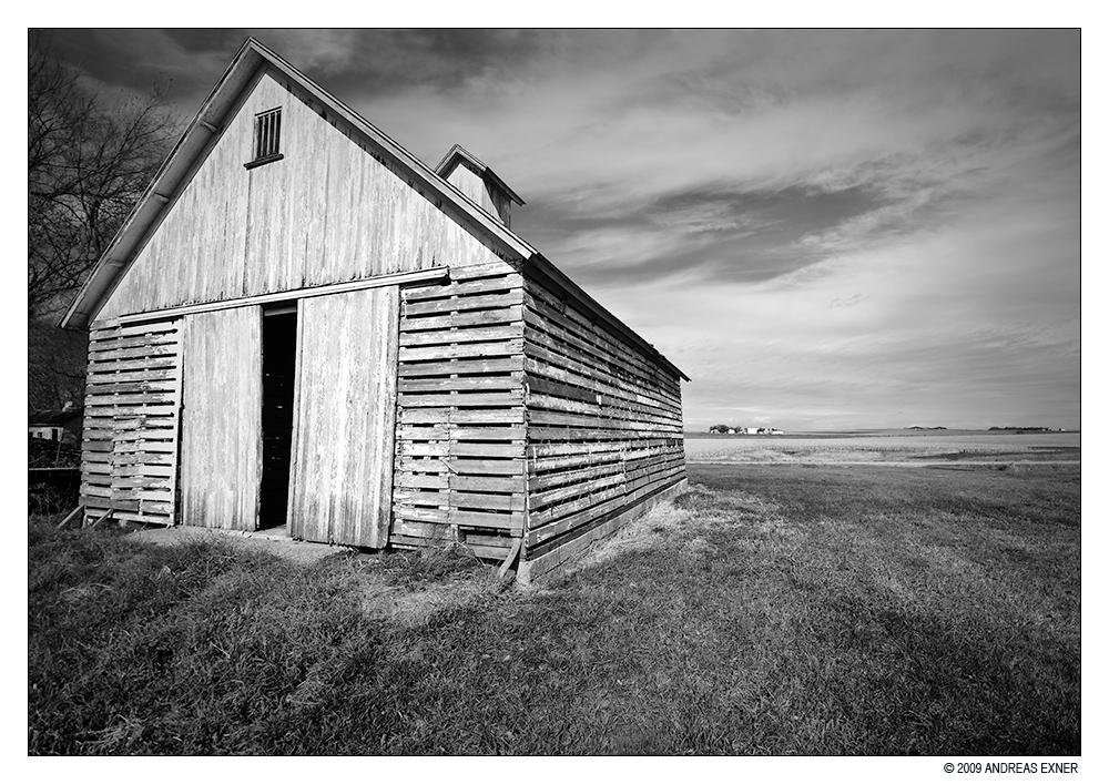 The Old Corn Crib