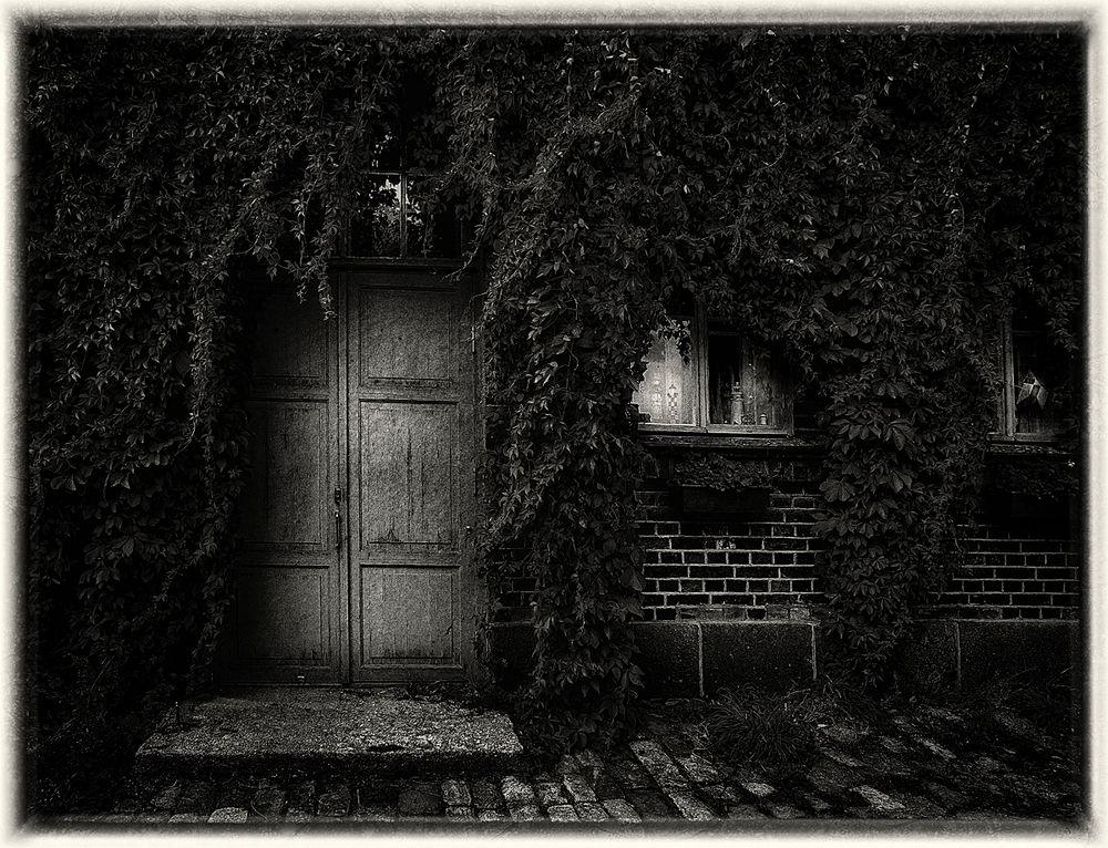 The Old Door by Ossi Raimi