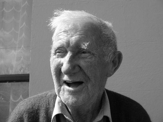 the old ireland-man