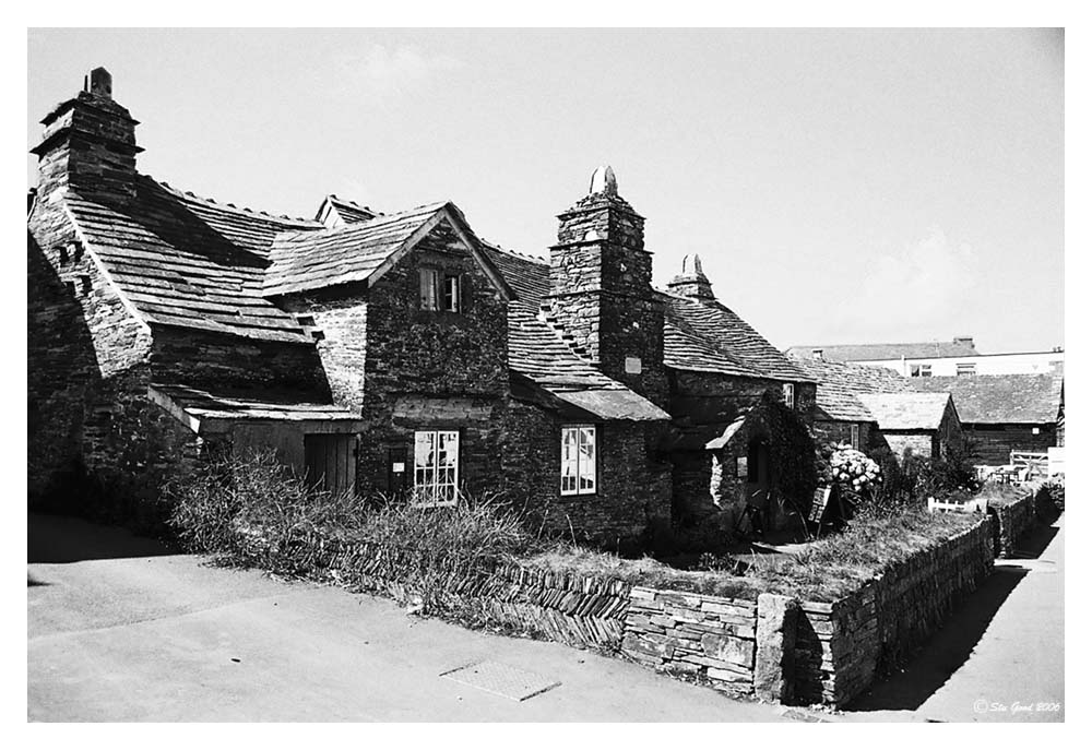 The Old Post Office at Tintagel