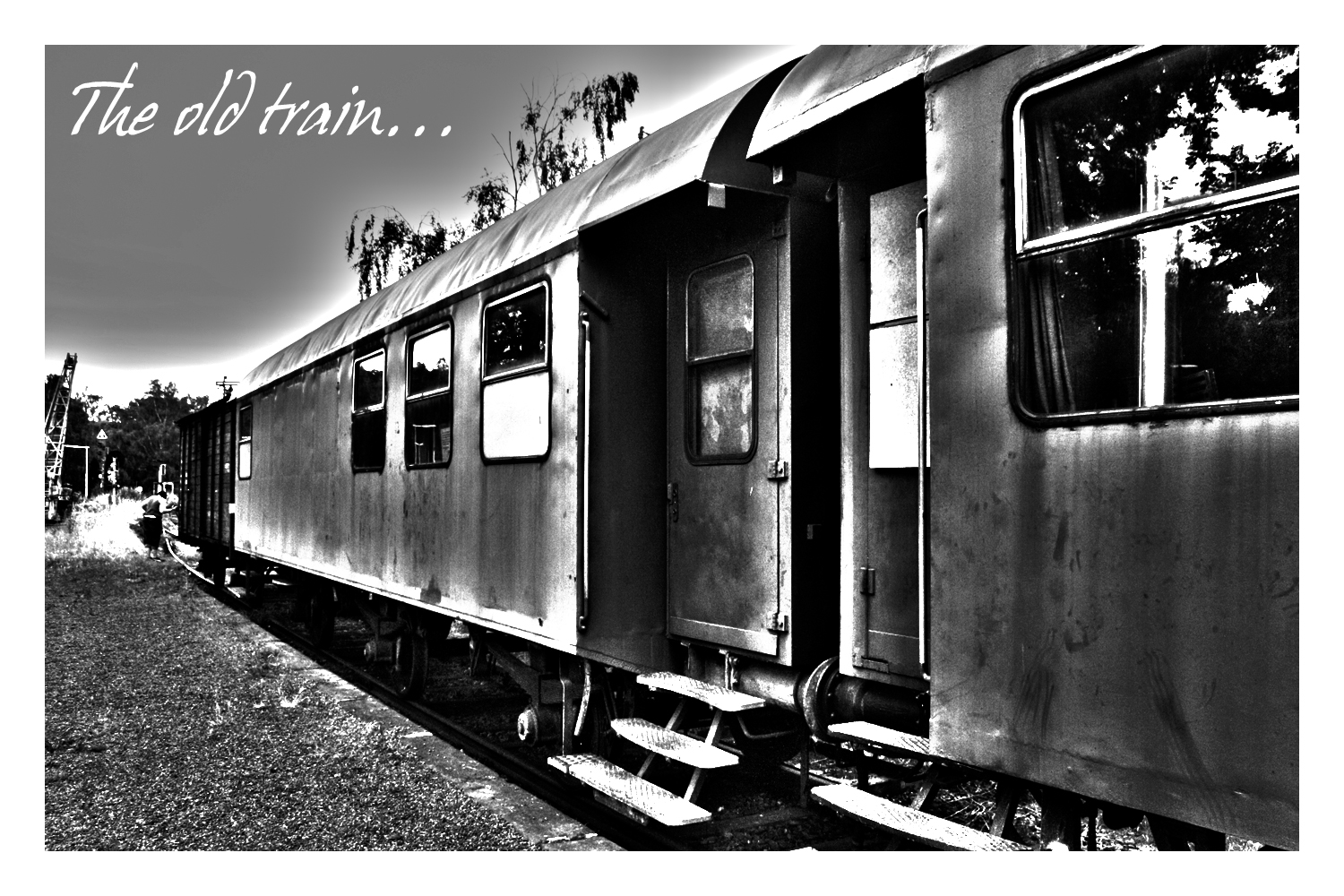 The Old Train...
