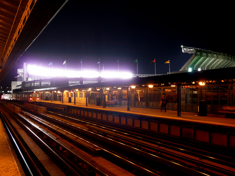 The Old Yankee Stadium - Bronx, NY...