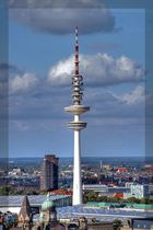 """The one and only - """"Hamburger Fernsehturm"""""""