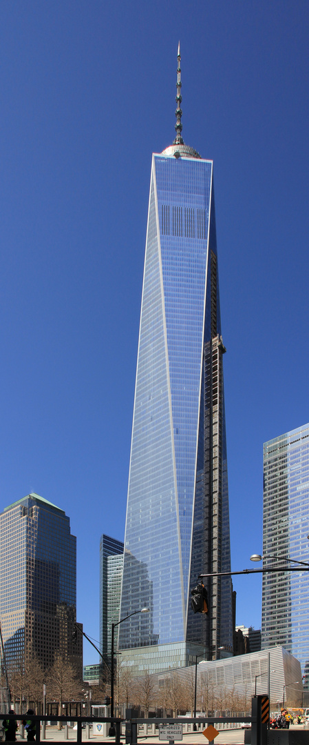 The One World Trade Tower