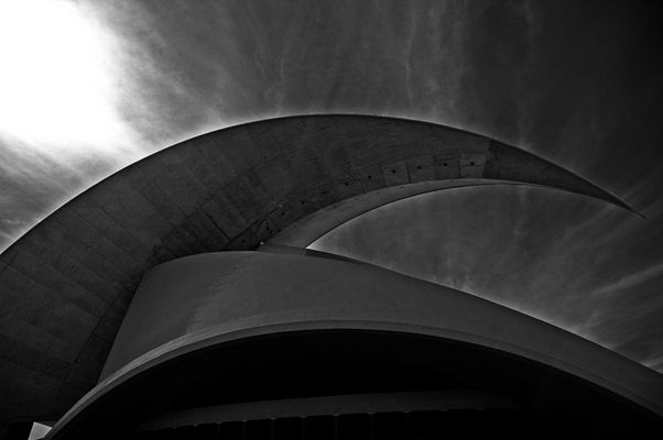The Opera House----Santa Cruz de Tenerife----