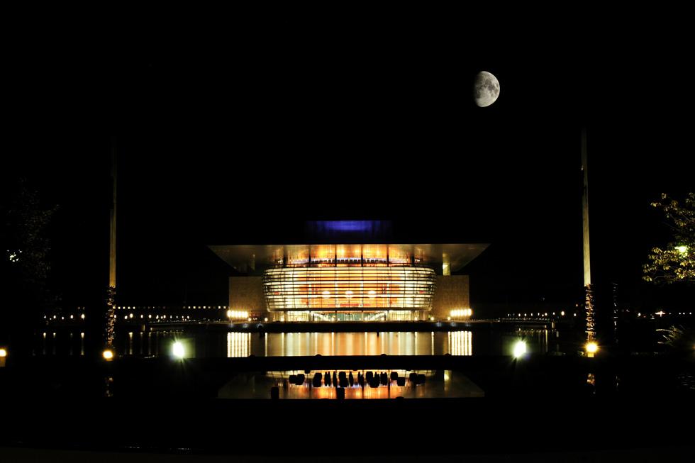 The Operahouse in Copenhagen