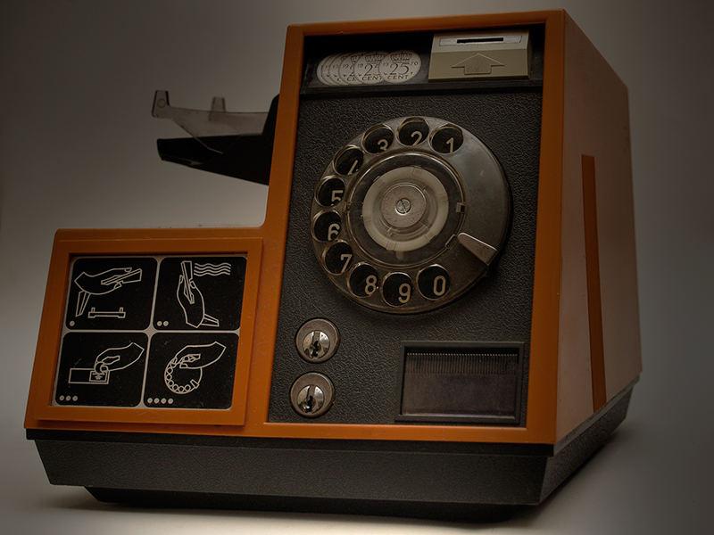 The Orange Phone (1970)