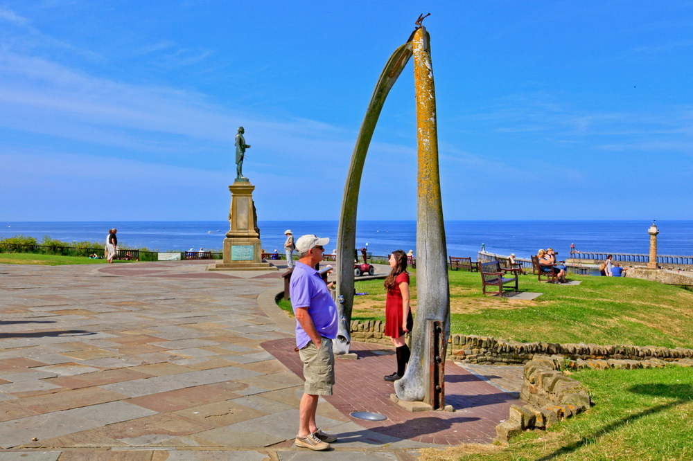 - the otherside of Whitby - Walegate -