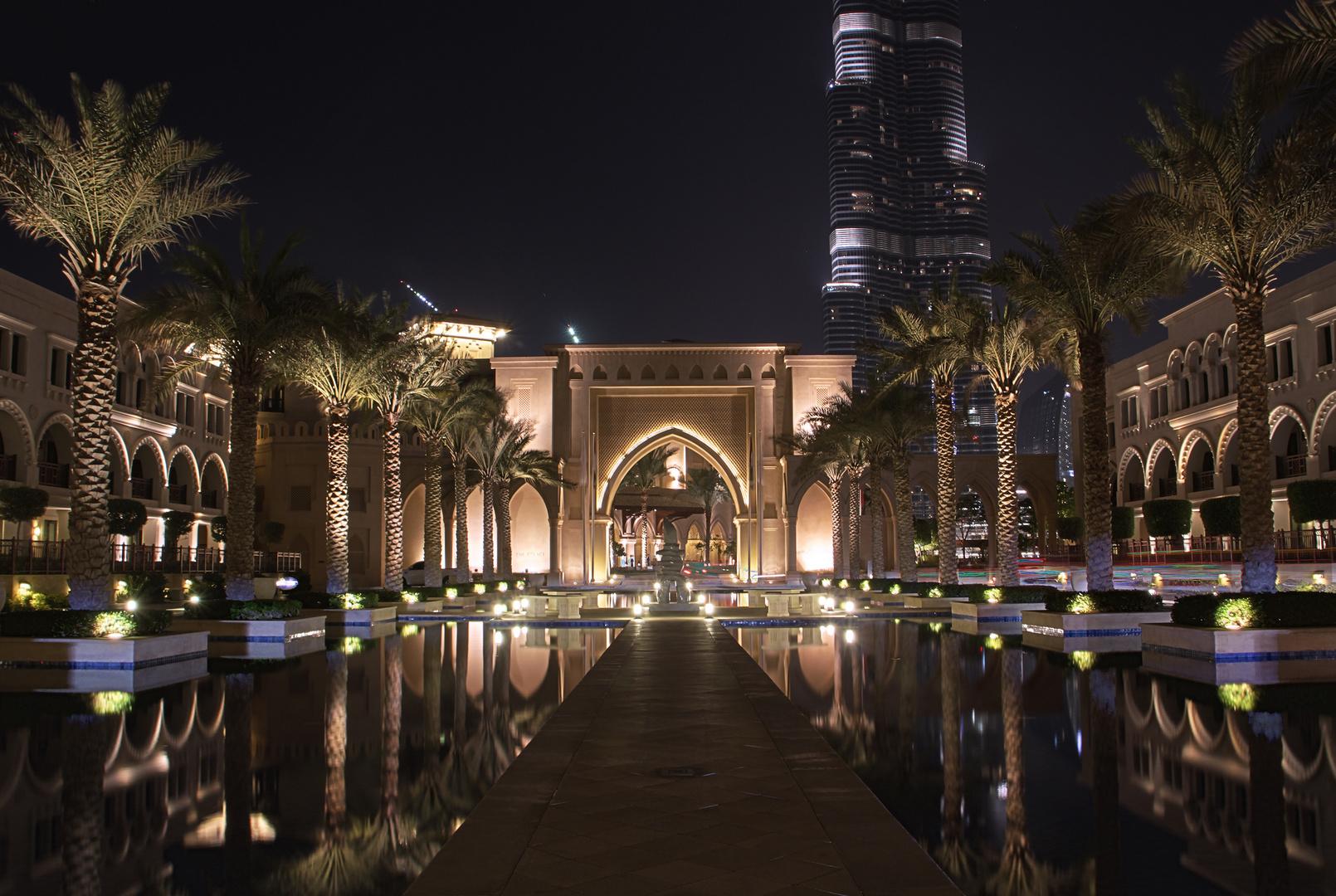 The Palace Hotel, Dubai