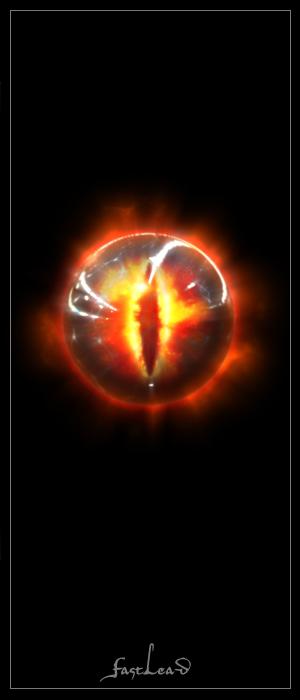 The Palantir of Saruman