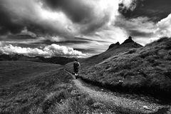 The path (bn)