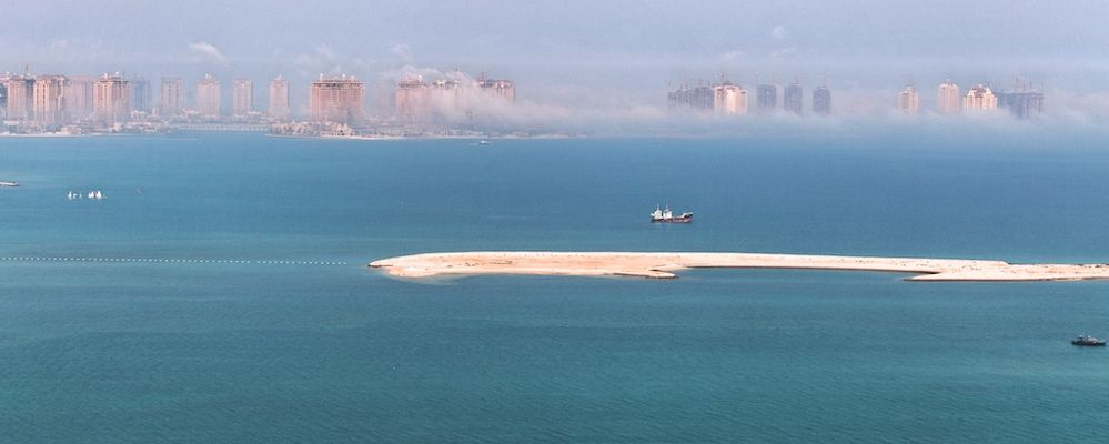 The Pearl Qatar.