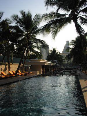 The Peninsula Pool