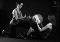 the personal training