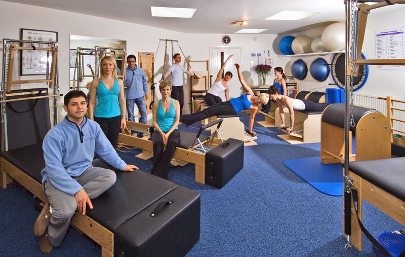 The Pilates room 2