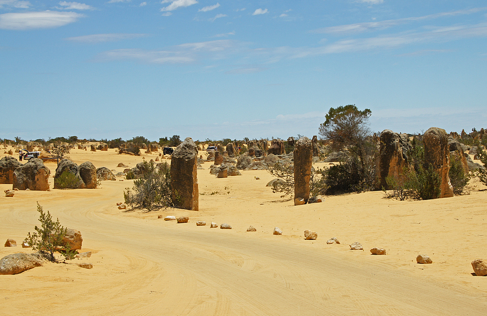..The Pinnacles 2..