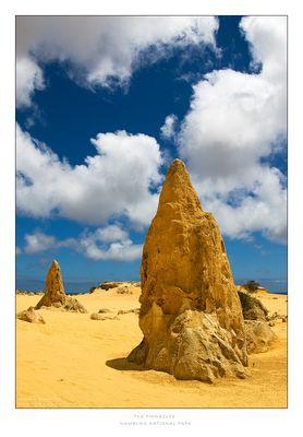 The Pinnacles - Nambung NP