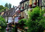 The pittoresque city of Colmar