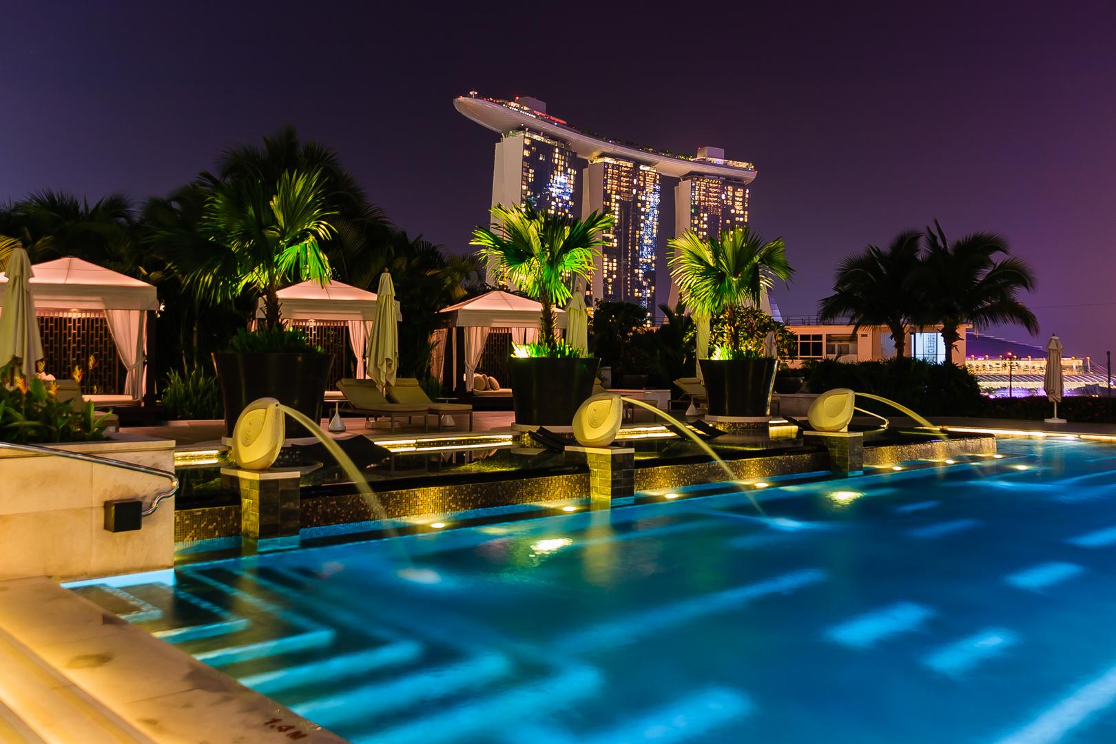 The Pool @ Mandarin Oriental