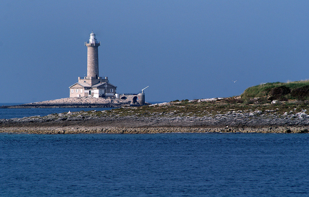 The Porer Lighthouse