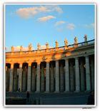 The Portico on Piazza San Pietro