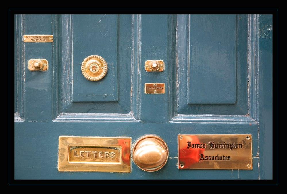 The postman always rings twice ...