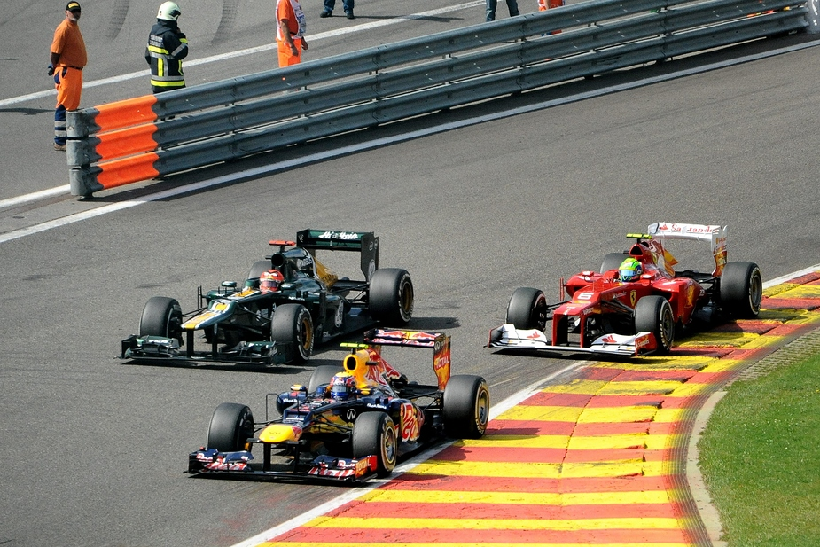 the power of Formula 1