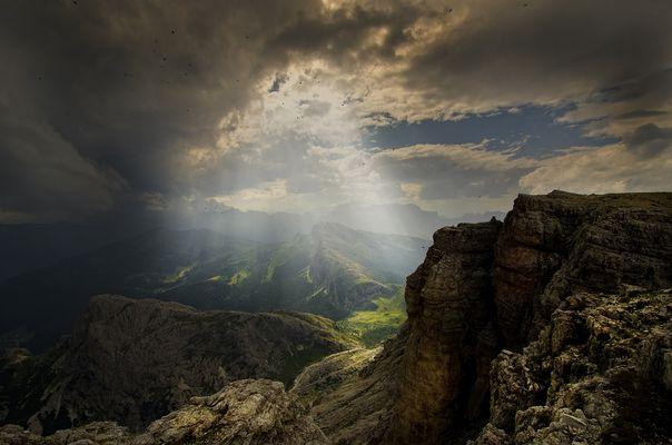 The Power of light .....