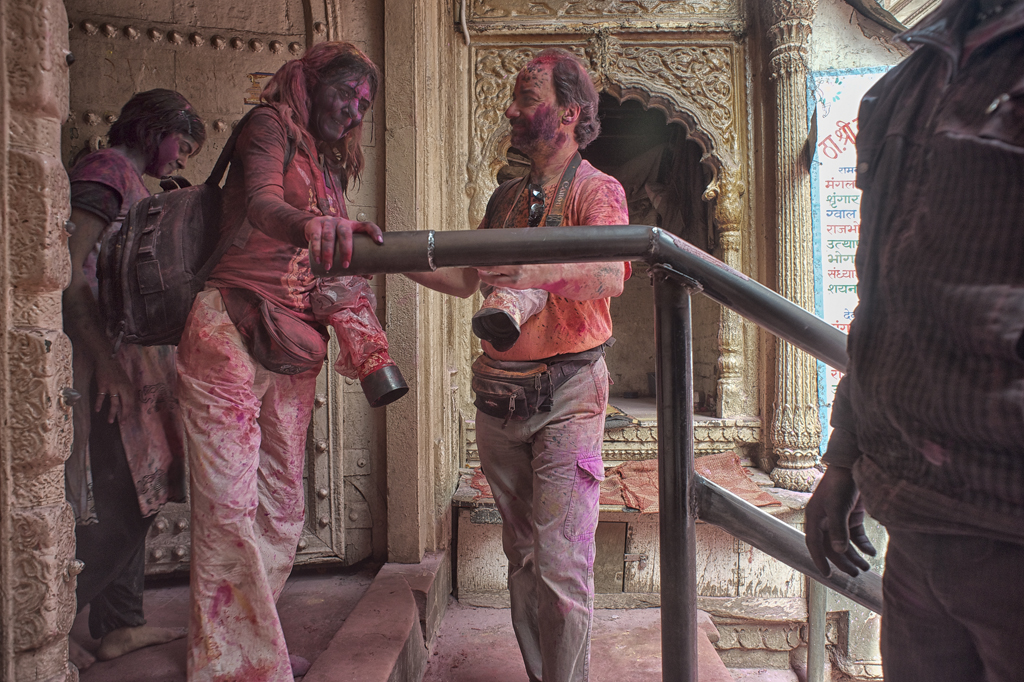 The Price You Pay at Holi