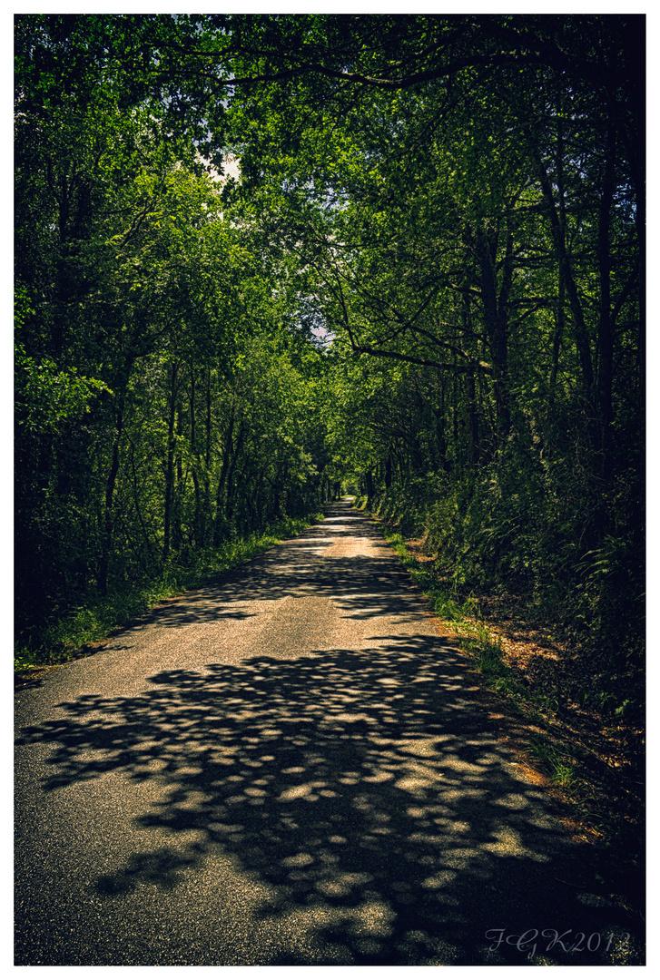 The Promenade ( El paseo)