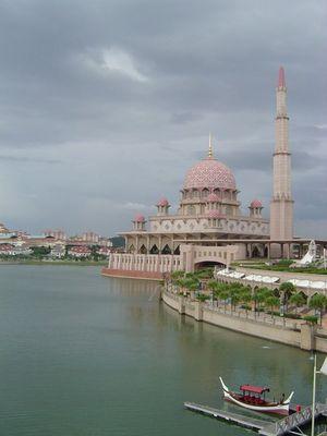 The Putrajaya Mosque